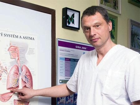MUDr. Boris Hruškovič, alergológ, imunológ