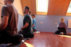 Meditácia - Banský Studenec